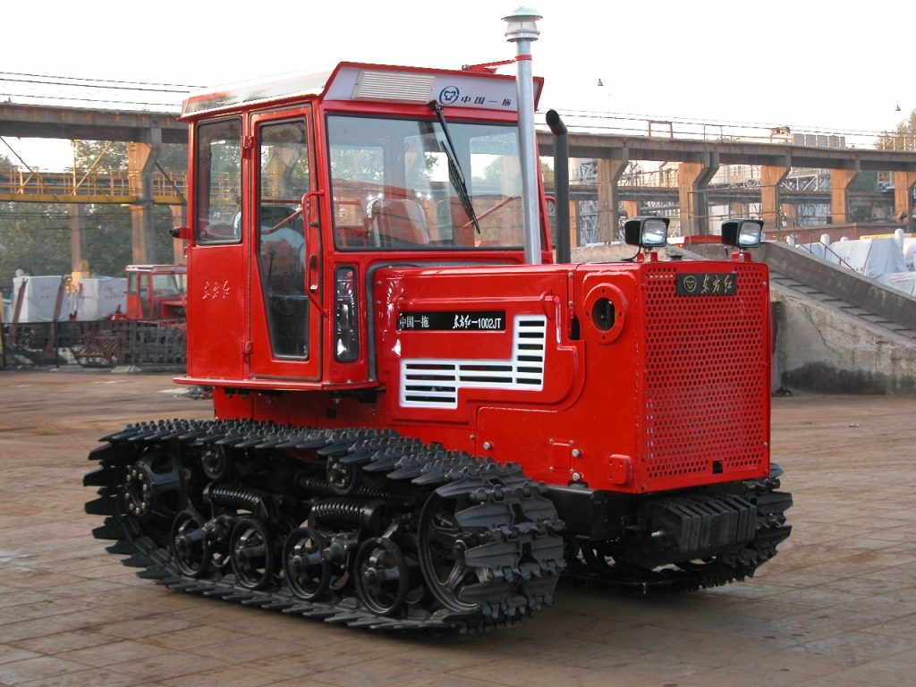 Crawler Tractor For Sale