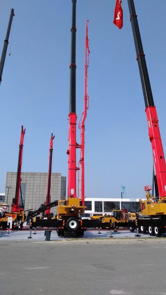 Buy Crawler Cranes