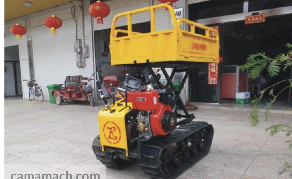 Buy a Crawler Carrier on Camamach