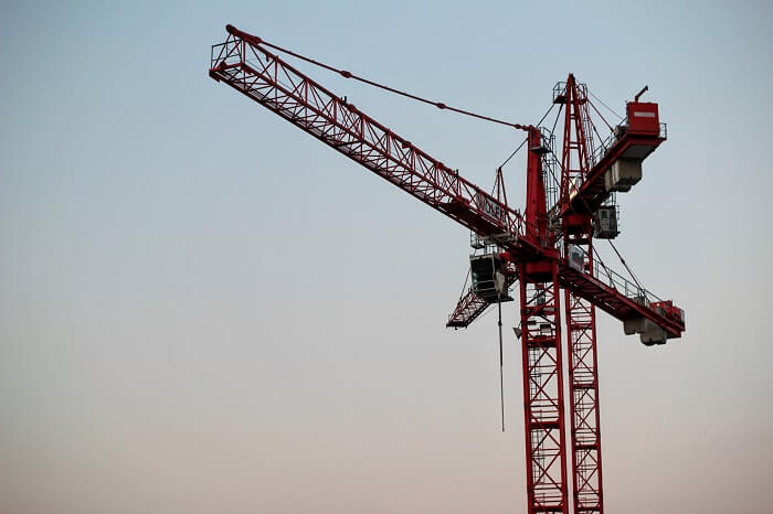 Heavy Lifting Machinery