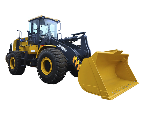 XCMG Wheel Loader – XCMG LW600KN for Sale.