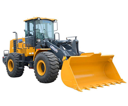 XCMG Wheel Loader – XCMG LW500FN for Sale.