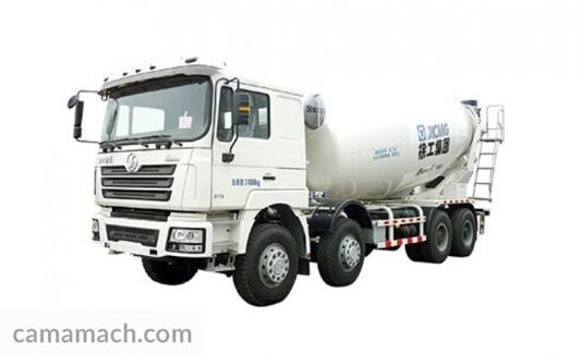 XCMG Concrete Mixer – XCMG 12CBM Concrete Mixer for Sale.
