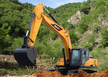 SANY Excavator – Excavator for Sale on Camamach.