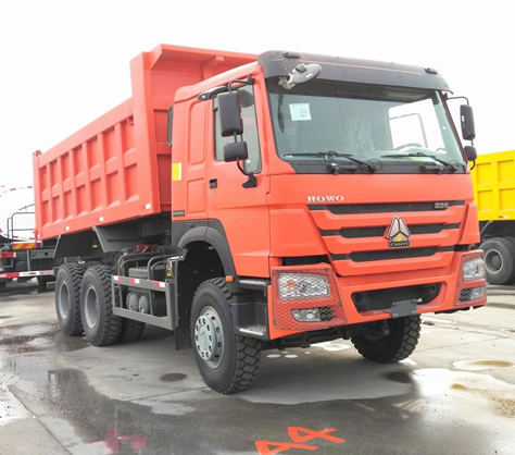 Sinotruck is China's first heavy duty truck manufacturer.