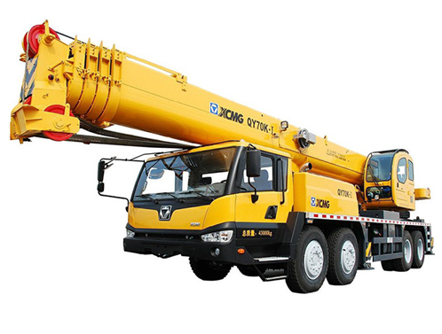 XCMG Truck Crane – XCMG QY70K-1 for Sale.