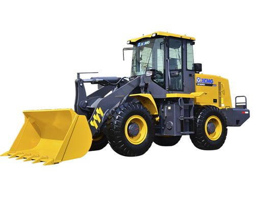 XCMG Wheel Loader – XCMG LW300KN for Sale.