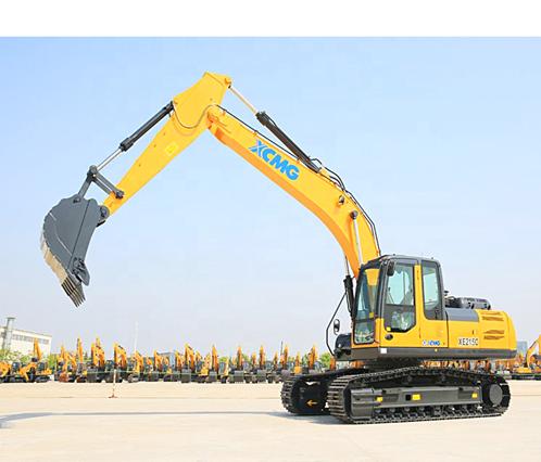 XCMG Excavator – XCMG XE215C for Sale.