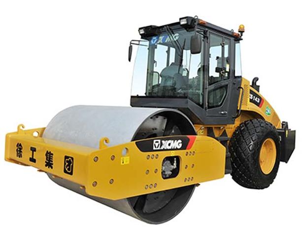 XCMG Wheel Loader – Buy XCMG XS143J.