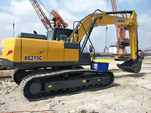XCMG Excavator – Buy XCMG XE215C.