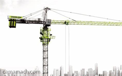 Zoomlion 5-ton Crane – Tower Crane for Sale at Camamach.