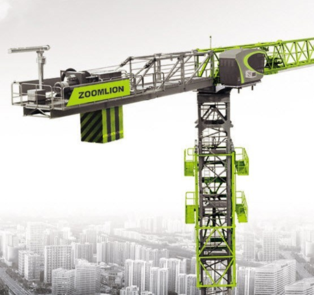 Zoomlion 10-ton Crane – Tower Crane for Sale at Camamach.