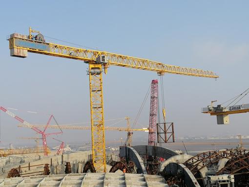 Zoomlion 42-ton Crane – Tower Crane for Sale at Camamach.