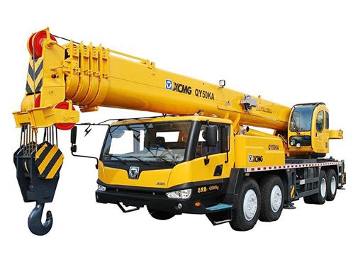 XCMG Truck Crane – XCMG Crane 50 Ton QY50K.