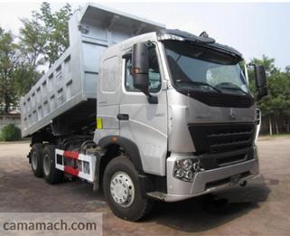 Sinotruk Dump Truck – For Sale at Camamach