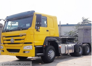 Sinotruk 4x6 Truck-Head Only – For Sale at Camamach