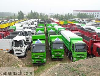Variety of Sinotruk Dump Trucks – For Sale at Camamach