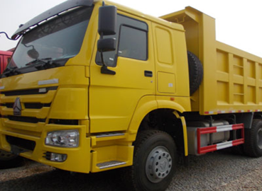 Sinotruk Dump Truck – For Sale on Camamach