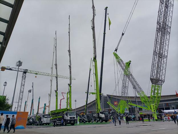 Zoomlion Truck Cranes for Sale – Buy Zoomlion Construction Equipment