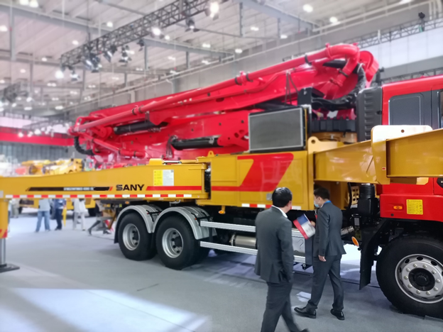 SANY Truck Mounted Concrete Pump