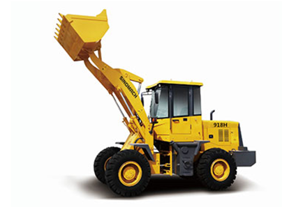 Changlin 918H Wheel Loader – Changlin Construction Equipment for Sale