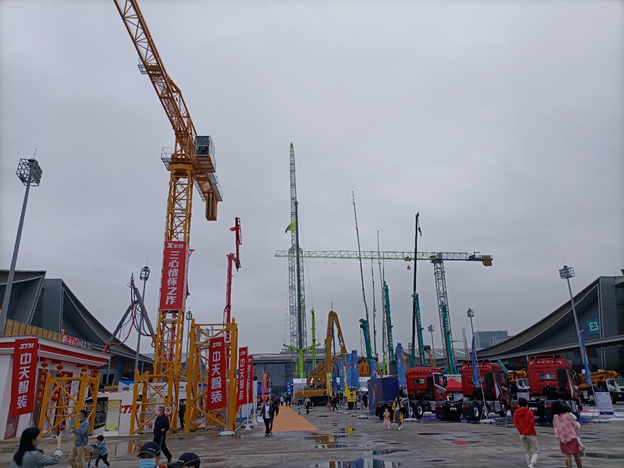 ZTM Tower Crane – Tower Cranes for Sale