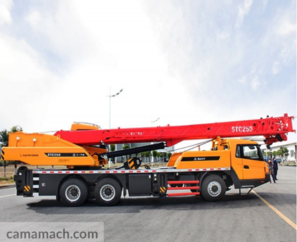 Truck Crane from SANY - SANY STC250 for Sale