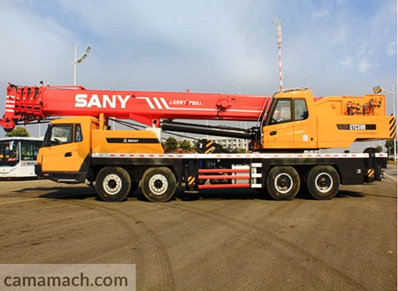 Truck Crane from SANY - SANY STC500 for Sale