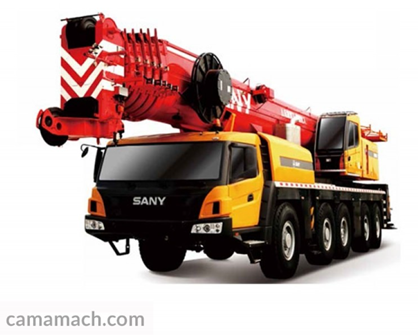 Buy All-terrain Crane from SANY – SANY SAC1000 for Sale