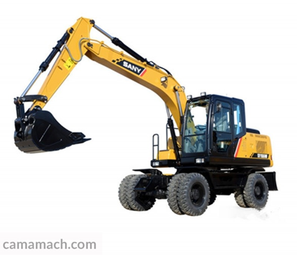 Buy Wheel Excavator from SANY – SANY SY155W for Sale