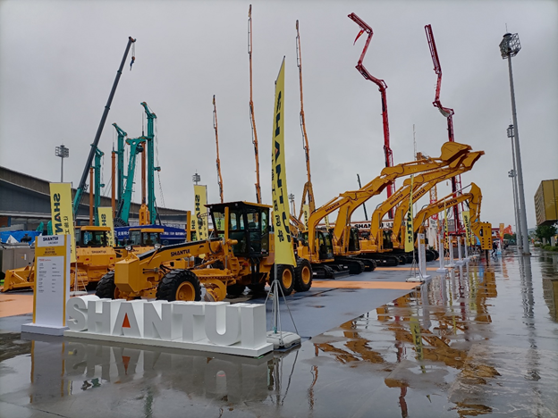 Shantui Road Construction Machinery – Find the Best Construction Equipment in China