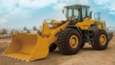 SDLG wheel loader– Buy 6-ton wheel loader L968F