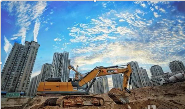 XCMG XE490DK Excavator – Leading Chinese Excavator for Sale