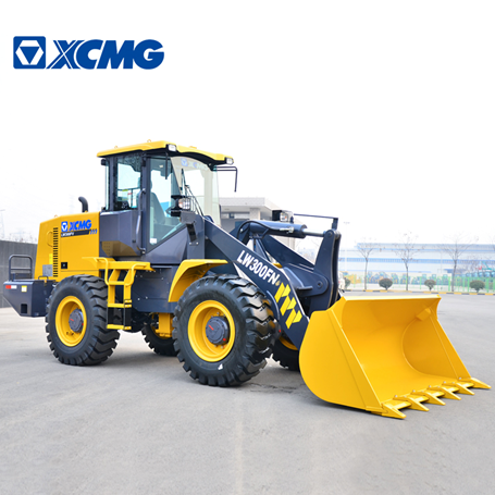 XCMG LW300FN Wheel Loader model