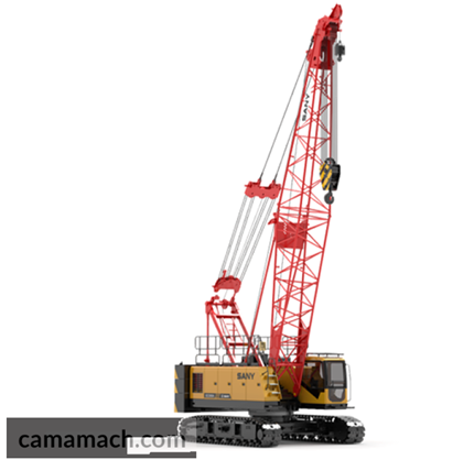 Buy Crawler Cranes by SANY – SANY SCC550A for Sale