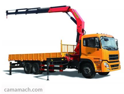 SANY STC250 – SANY Truck Crane for Sale