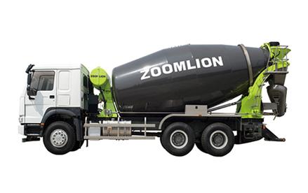 Mixer Truck – Buy Zoomlion Concrete Mixer Truck