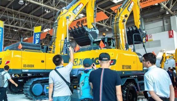 XCMG XE150WD Excavator – Buy XCMG Equipment
