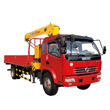 XCMG Truck Mounted Crane SQ8SK3Q models