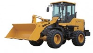 SDLG 1.6-ton wheel loader LG916 for sale