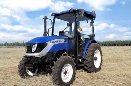Foton Lovol TE series (third generation) tractor: Buy TE254 Foton Lovol tractor