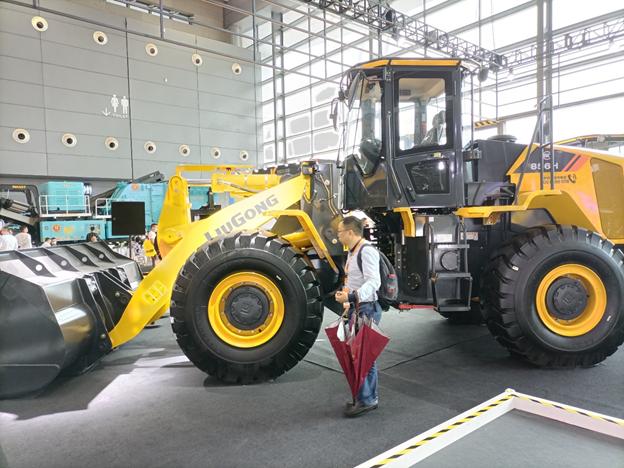 LiuGong 856H Wheel Loader – LiuGong Equipment for Sale