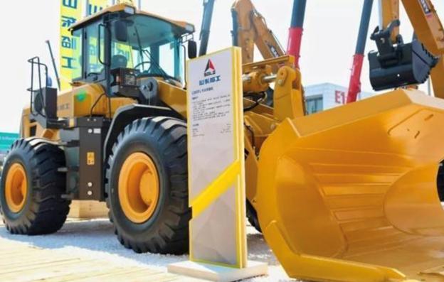 SDLG B877F wheel loader – Buy SDLG Chinese Construction Equipment