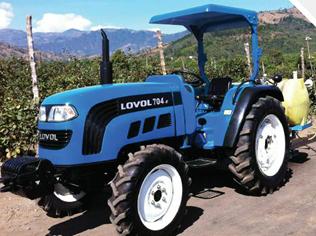 Buy Foton Lovol 704 tractor