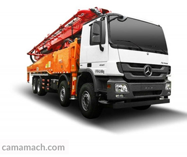 SANY SYG5360THB 49– SANY Truck-mounted Concrete Pump for Sale