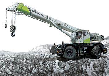 Rough-Terrain Crane – Zoomlion RT60 for Sale