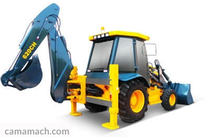 Changlin 620CH Backhoe Loader – Earth Moving Equipment for Sale