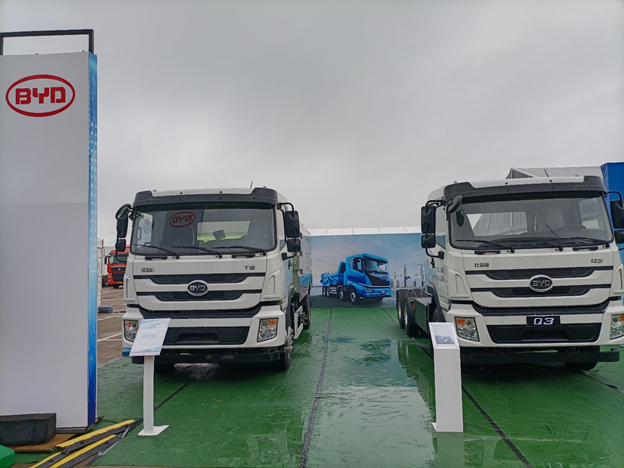 BYD T8 and Q3 Truck Head for Sale