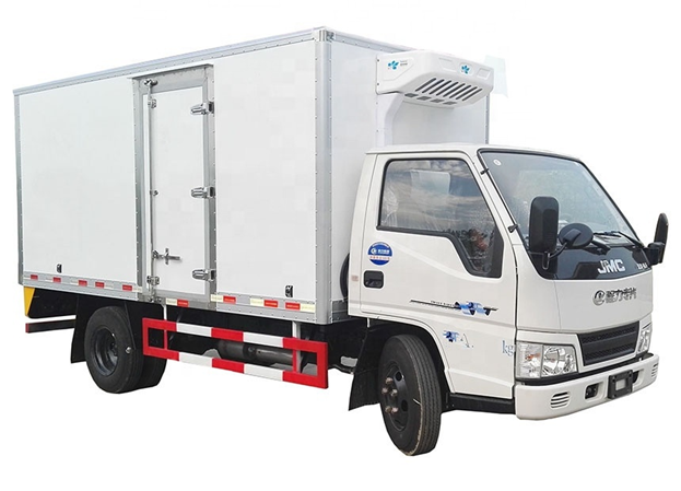 Refrigerated Trucks at Camamach for sale