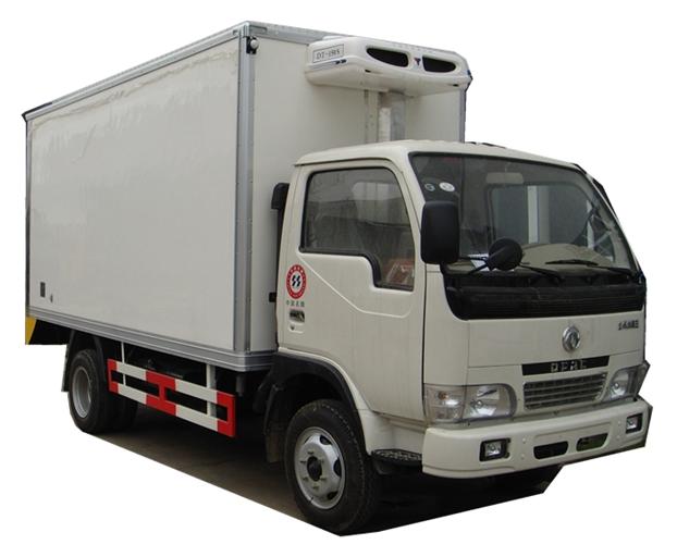 Regregirated Trucks at Camamach